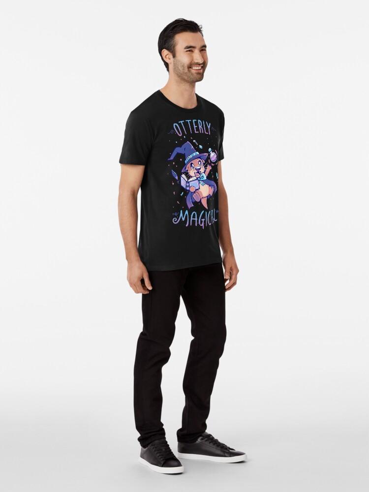 Alternate view of Otterly Magical Premium T-Shirt