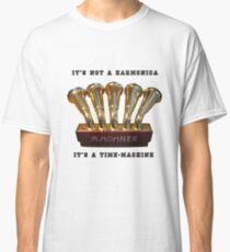 Harmonica Time-Machine Classic T-Shirt