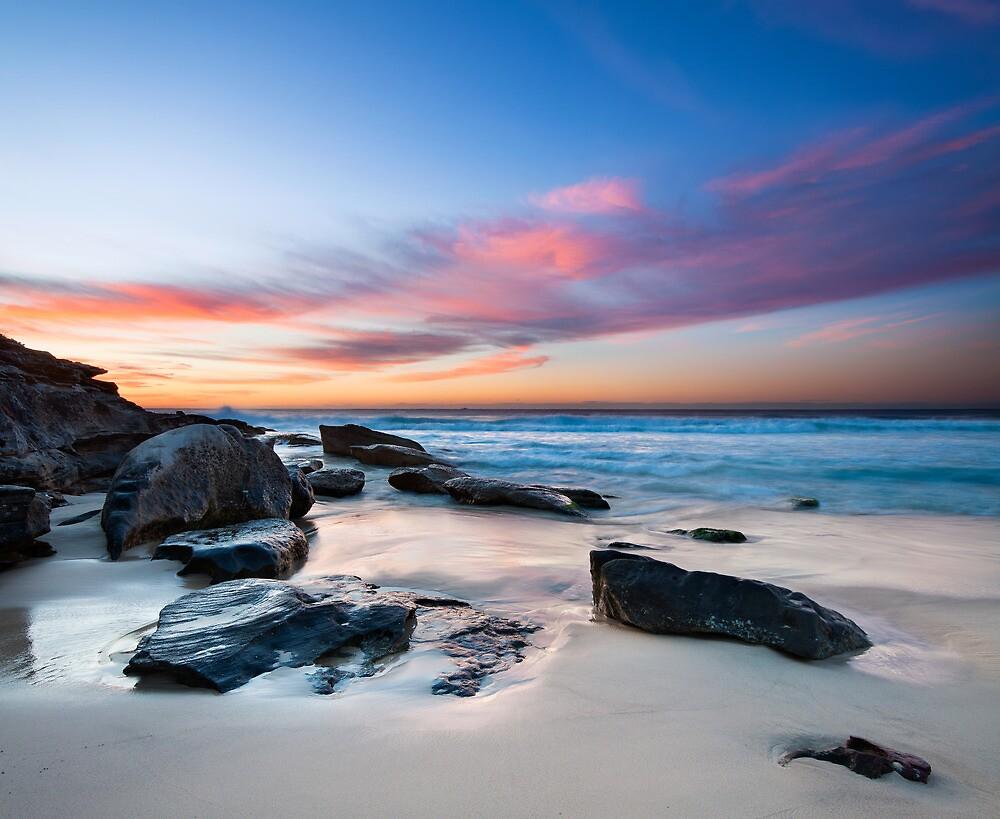 Tamarama Beach | Sydney | New South Wales | Australia by Pawel Papis