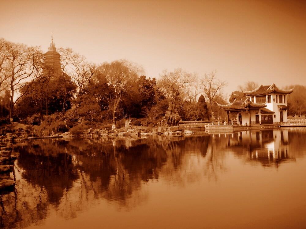 Changzhou Park, China by Chris Millar