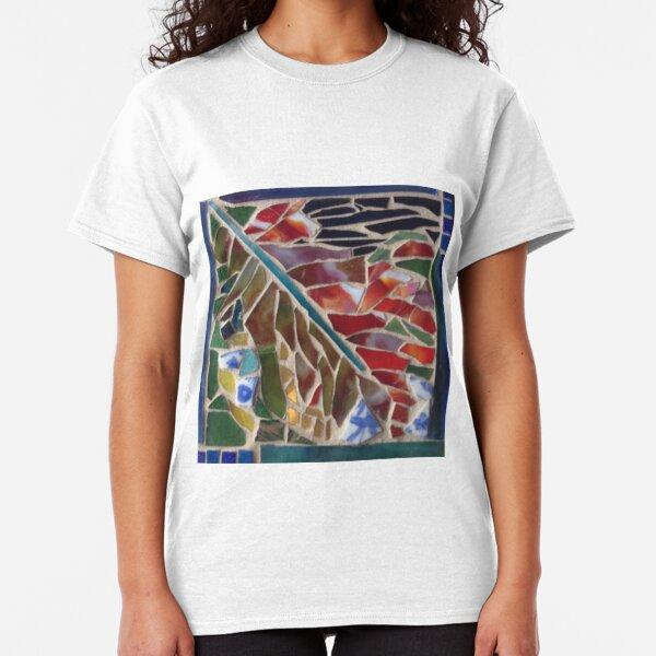 Mosaic Leaf Classic T-Shirt