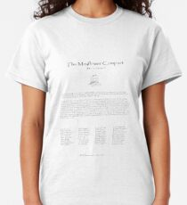 The Mayflower Compact Classic T-Shirt