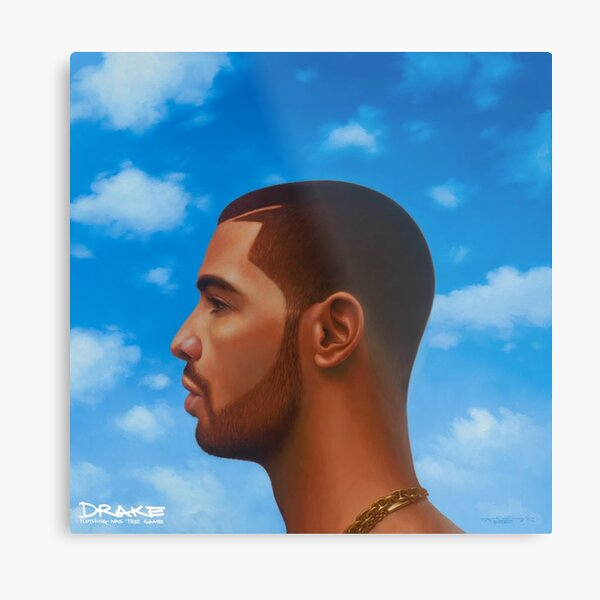 Drake - Nothing Was The Same Metal Print
