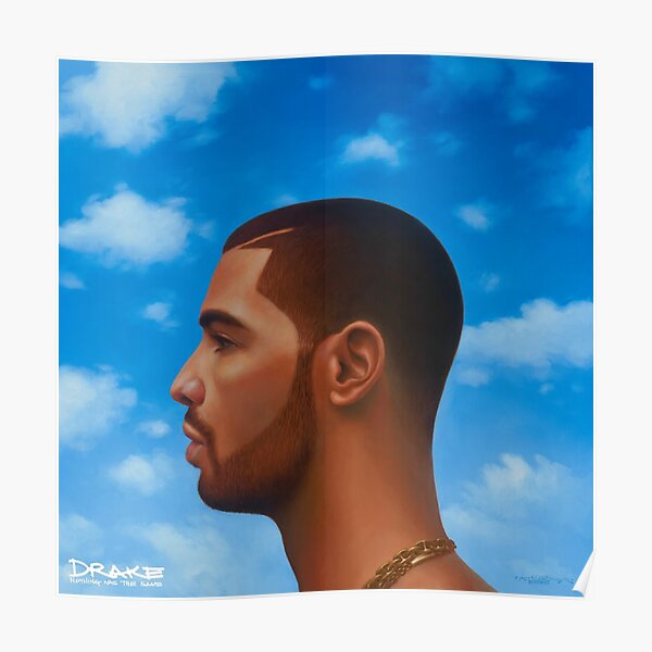 Drake - Nothing Was The Same Poster