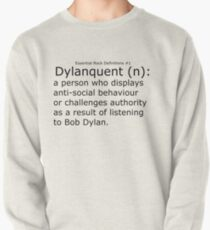 Dylanquent 1 Pullover