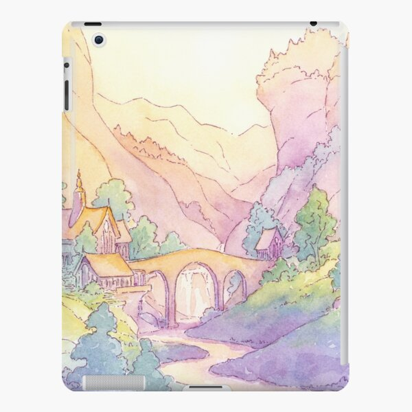 The Last Homely House iPad Snap Case