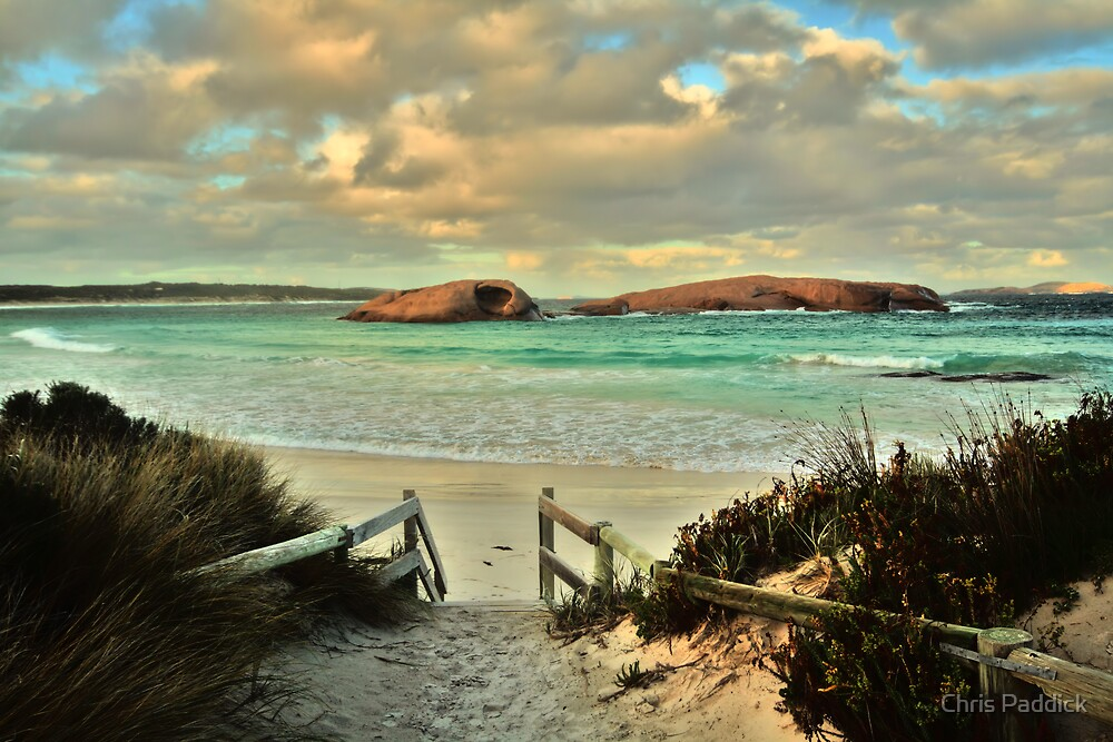 Quot Twilight Beach Esperance Wa Quot By Chris Paddick Redbubble