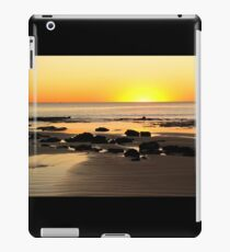 Golden Sands, Cable Beach Western Australia iPad Case/Skin