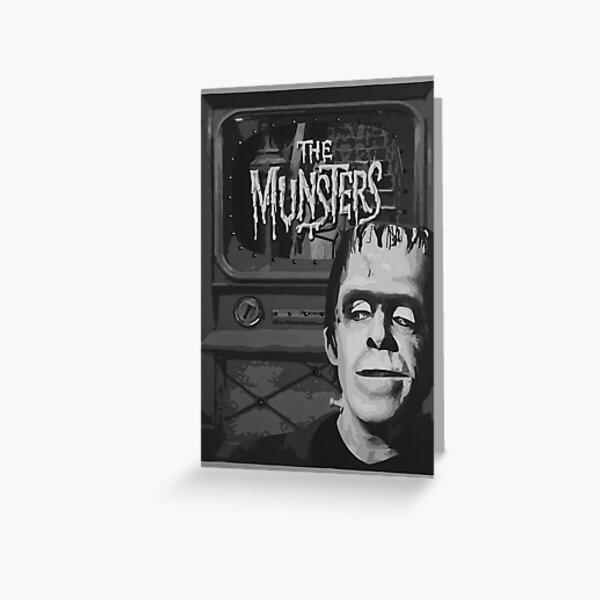 THE MUNSTERS BRACELET kitsch vintage retro horror goth lily herman munster