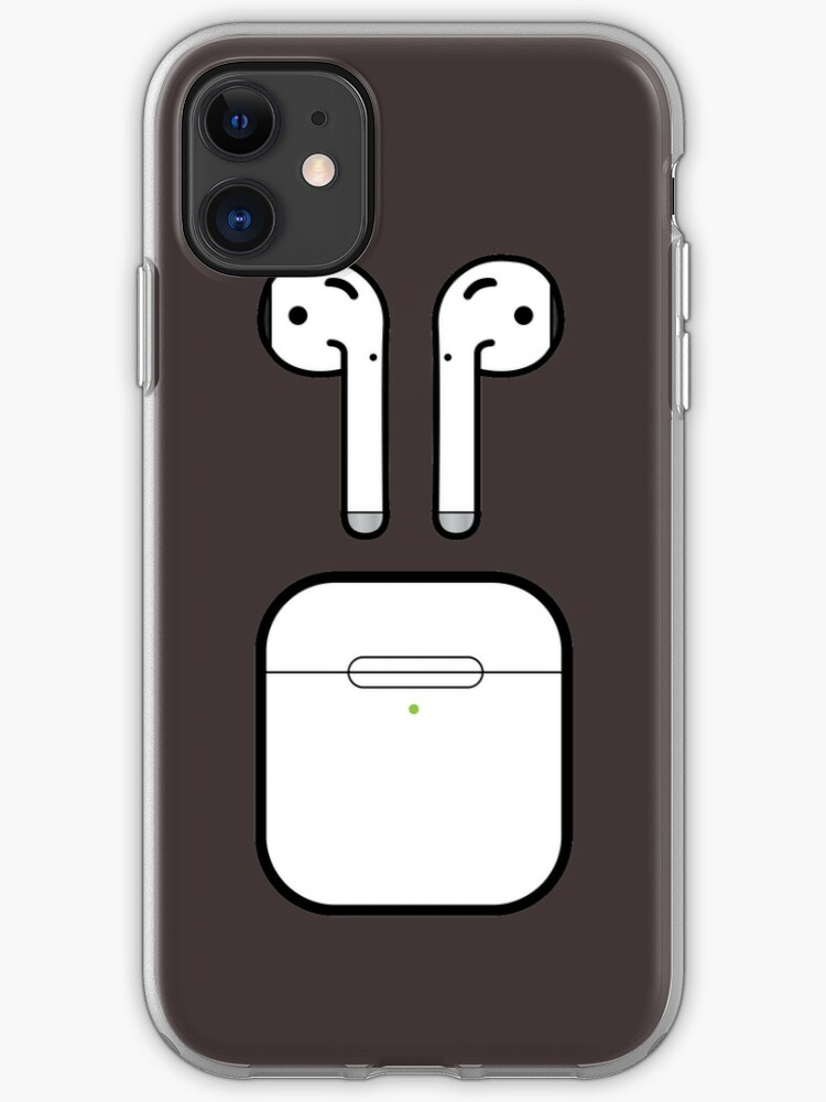 Airpods 2nd Generation Art Iphone Case Cover By Brianc Ham