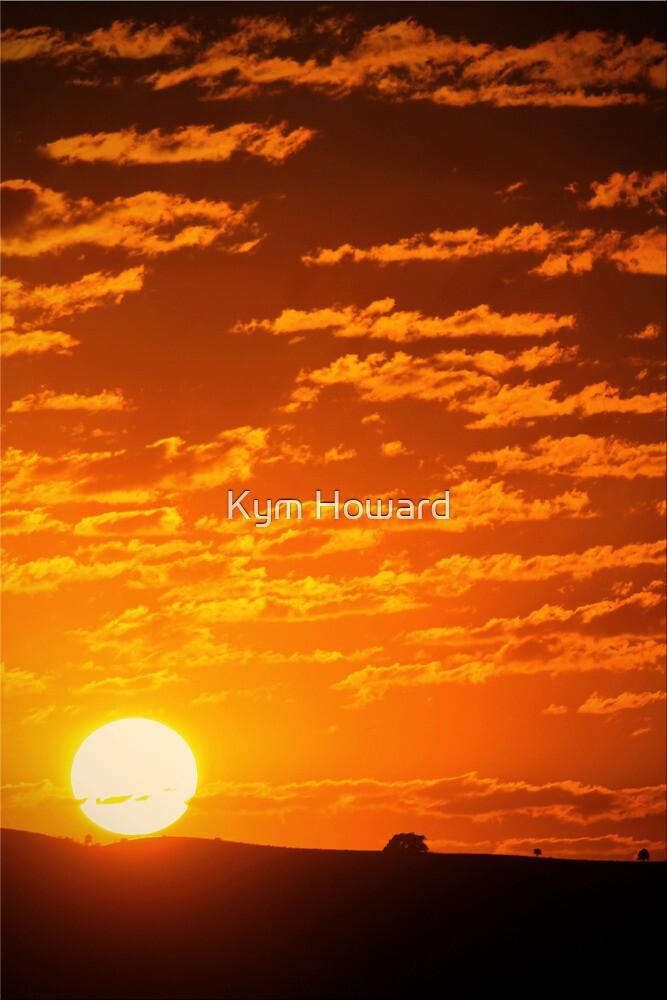Sunrise 26th February 2011 by Kym Howard