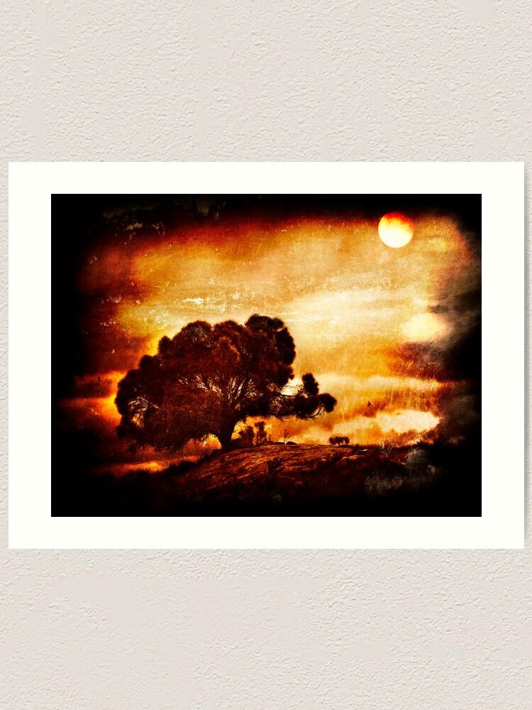 Alternate view of Bay of Fires, Tasmania Art Print