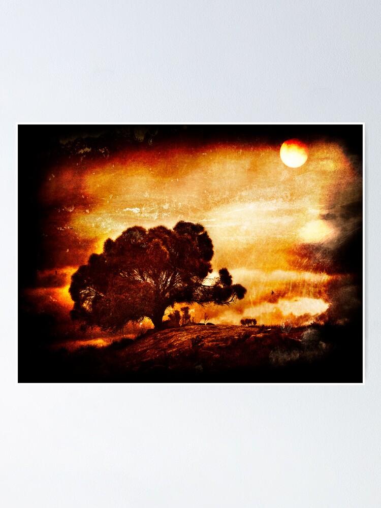 Alternate view of Bay of Fires, Tasmania Poster