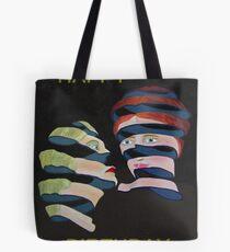 Lesvos By Night Happy Birthday Tote Bag