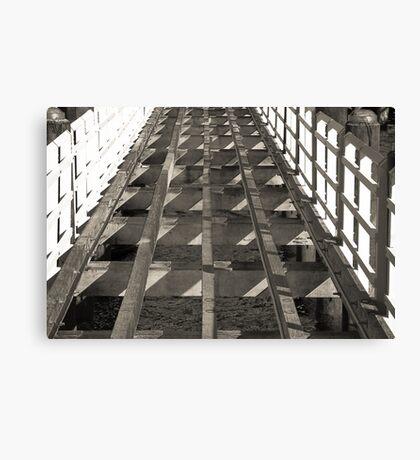 Building Bridges Canvas Print