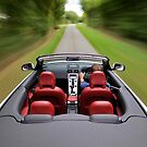 A Volvo Speeding ..... nah !!!! by M-Pics