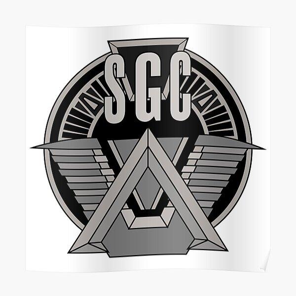 Stargate Command Poster