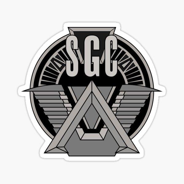 Stargate Command Sticker