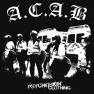 A.C.A.B by Psychoskin