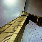 Rama 8 Bridge, Bangkok by Ken McColl
