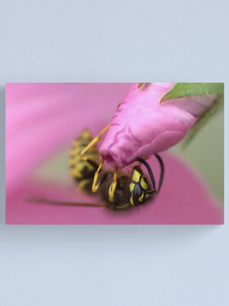Alternate view of Stuck on You Canvas Print