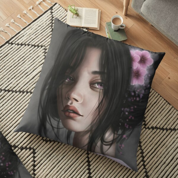 Look At Me Floor Pillow