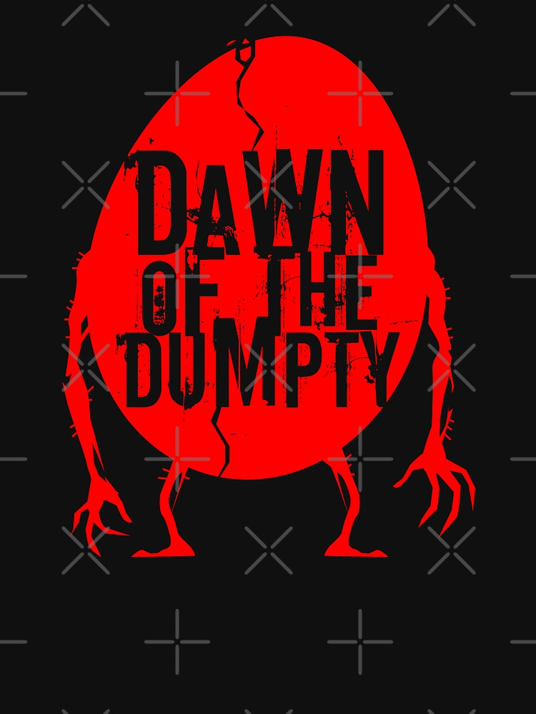 Dawn of the Dumpty (logo only) by simonsherry