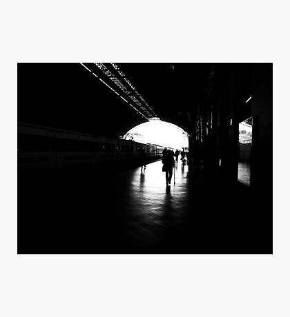 Light at the end of the tunnel..(Best Large) Photographic Print