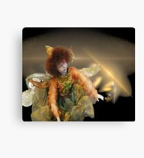 Elfin Magic Canvas Print