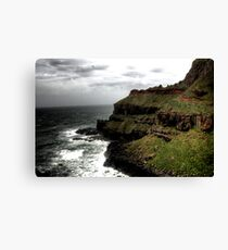 Giants Causeway - Northern Ireland Canvas Print