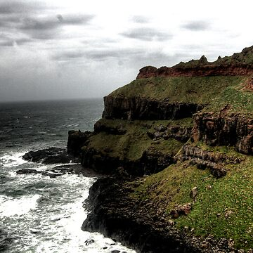Giants Causeway - Northern Ireland by ManfootIN