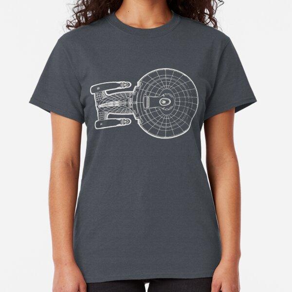 NCC-1701-D USS Enterprise Classic T-Shirt
