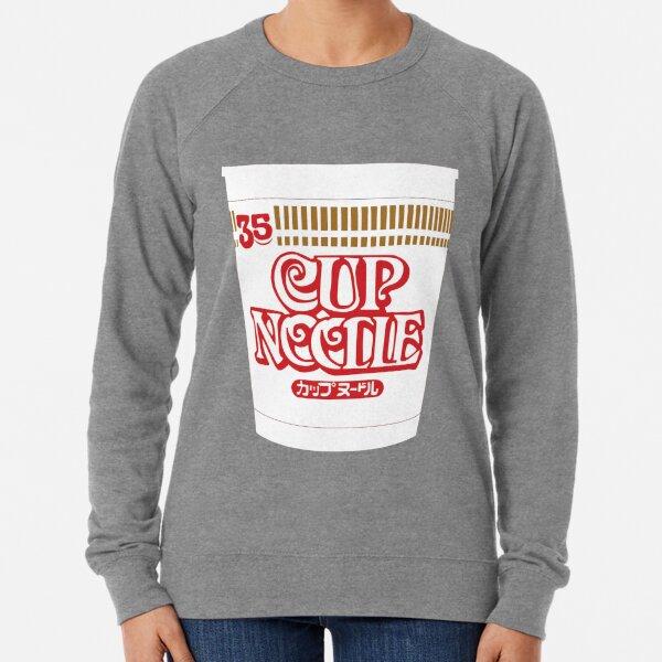 Cup Noodle Lightweight Sweatshirt