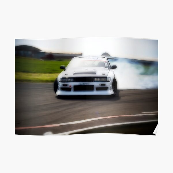 Driftgarage's 2008 Competition car Poster