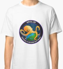 Nothing Is Beyond Our Reach - NROL-39 Classic T-Shirt