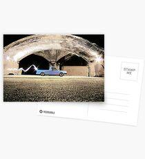 VW Caddy Mk1 Postcards