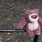 lotso on the fence by weglet