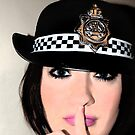 police woman by weglet