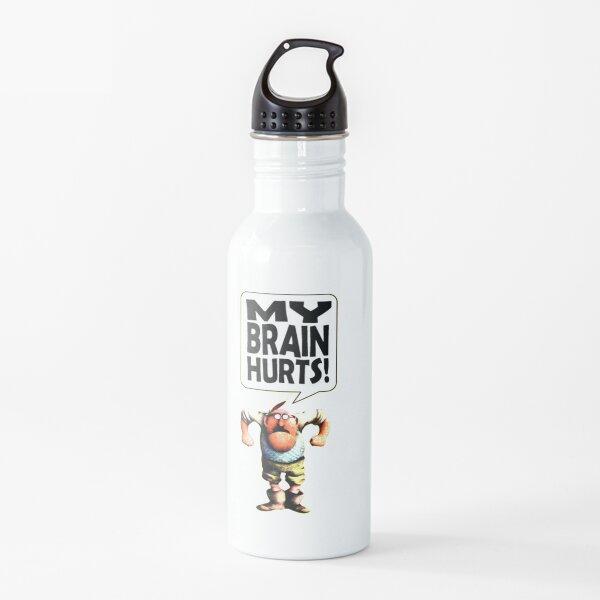 Mr Gumby - My Brain Hurts Water Bottle