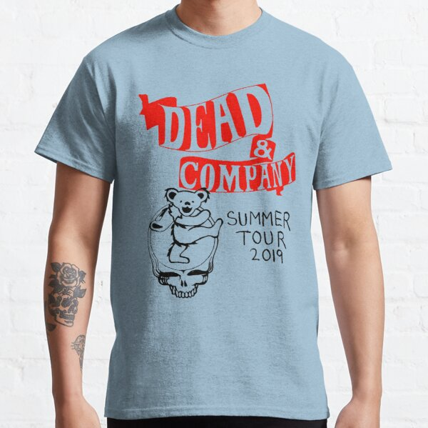 Onepo Dead & and Summer American Tour 2019 Classic T-Shirt