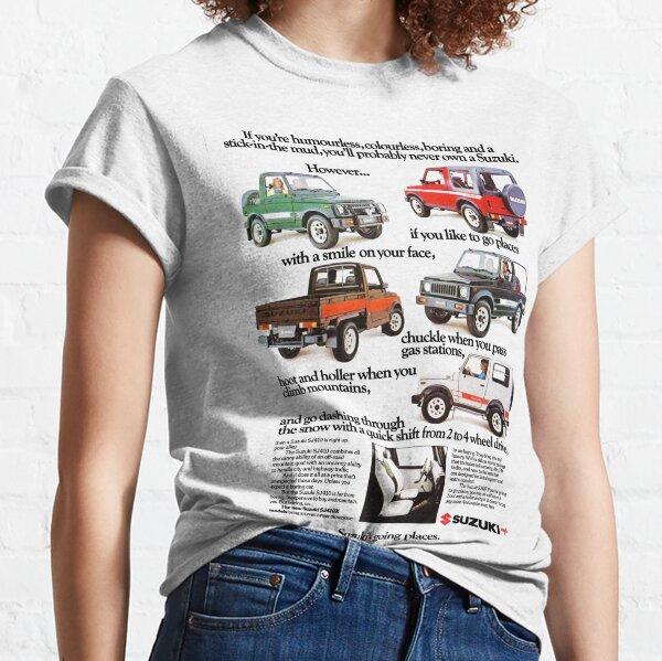 SUZUKI SAMURAI Classic T-Shirt
