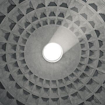 Il Mito di Roma - Pantheon (1 / 15) by giuliomenna