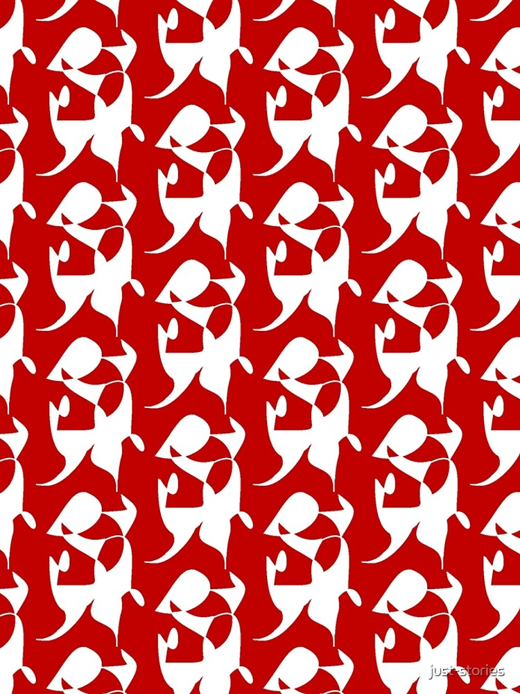 A Bull, Abstract (Designed by Just Stories) by just-stories