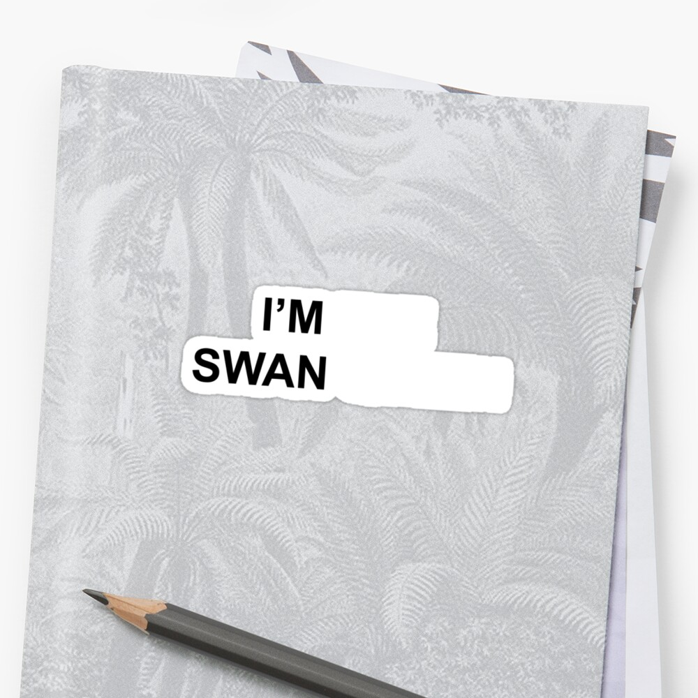 I'M THE SWAN QUEEN by Octave