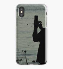 River Bank Photographer iPhone Case/Skin
