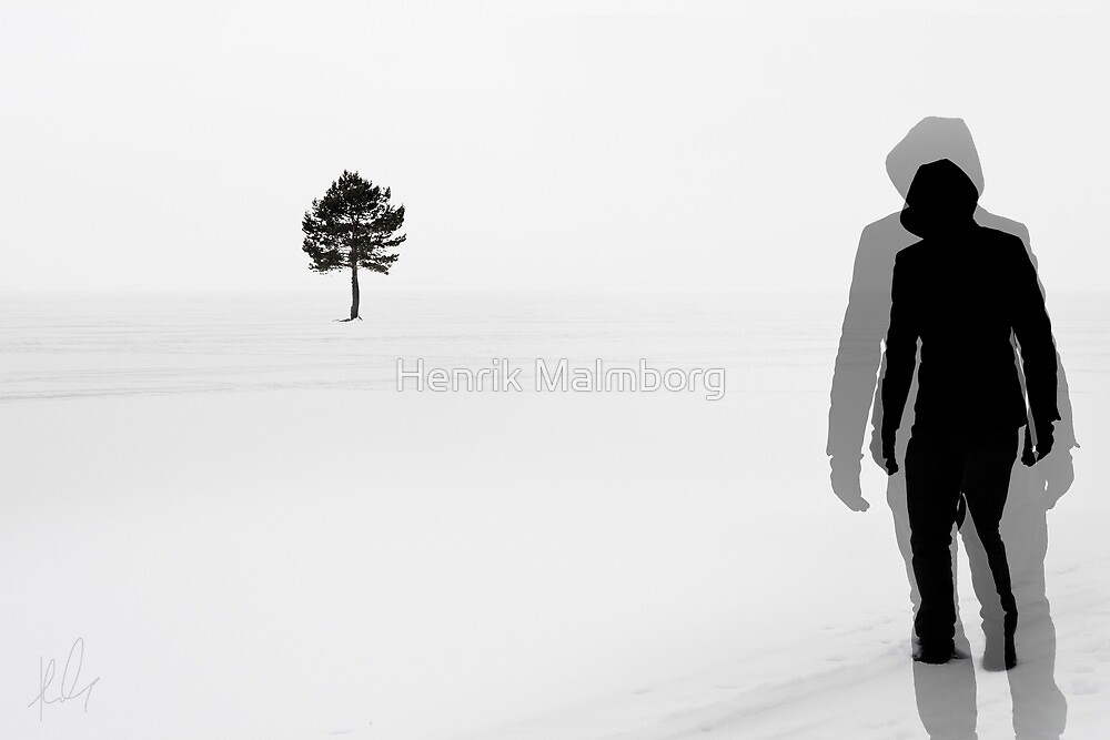 Stance of Two (2) by Henrik Malmborg
