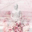 Blush Buddha  by MarleyArt123