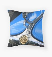 """Graham Hood and Grill"" Throw Pillow"