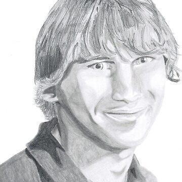 Self Portrait by kb1620