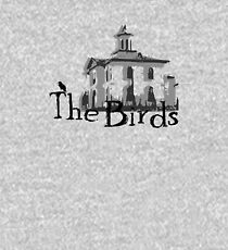 The Birds - Fan art for Alfred Hitchcock movie Kids Pullover Hoodie